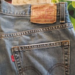 Levi's Jeans - Levis 559 Relaxed Straight Jeans